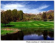 Cool Temps? Check. Beautiful Scenery? Check. Courses for all skill levels? Check. Heber Valley Golf has it all. What are you waiting for? Come play Heber Valley!