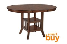 Renaburg Counter Height Dining Room Table - Medium Brown - Signature Design by Ashley Counter Height Pub Table, Ashley Furniture Industries, Patio Bar Set, Extension Table, Pub Set, Signature Design, Dining Room Table, Medium Brown, Vintage