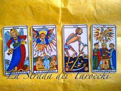 La Strada Dei TAROCCHI: Letture ispiratrici  Guarisci le tue ferite interiori, con pazienza e gentilezza. Risvegliati alla tua rinascita. Elimina ciò che ti impedisce di crescere, di evolvere. Apriti alla bellezza dell'Amore e del Mondo.