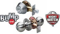 2007-2010 - Master Lock introduced a full line of Door Hardware.