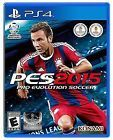 PES 2015: Pro Evolution Soccer 2015 (Sony PlayStation 4 PS4) Brand New