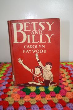 VIntage Betsy and Billy by Carolyn Haywood