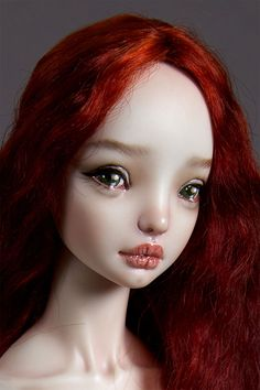 The Enchanted Doll is the famous brand of the Russian jeweler artist and designer Marina Bychkova