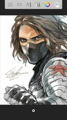 Drawing Marvel BUCKY FANART - Im looking for this fanart that has bucky as a diagram about how his arm is connected to him do you know who drew it? Could be exploring the anatomy of the Winter Soldier's arm series by. Marvel Fan Art, Marvel Memes, Marvel Avengers, Bucky Barnes Fanart, Avengers Drawings, The Dark Side, Super Anime, Captain America And Bucky, Winter Soldier Bucky
