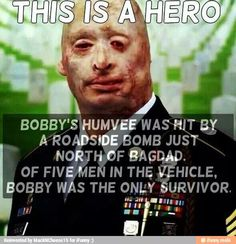 Thank you, Bobby  for your sacrifice + service! Abba Yahuah + Yahshua forever Baruch you + yours!!! (Your Heavenly Father and His Son Eternally Bless you!!)