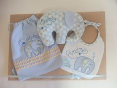 Elefantes de regalo para Andrés