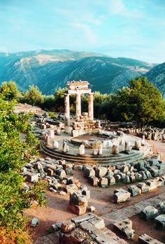 Ontrafel oude geheim van het Orakel van Delphi...
