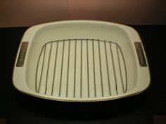 Over Sized 16 5 Kitchenaid Roasting Pan With Rack Red Terra Cotta