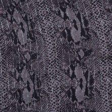 Famous Designer Reptile Silk Chiffon a la Cookie from Empire