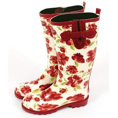 Laura Ashley Rubber Gardening Boot