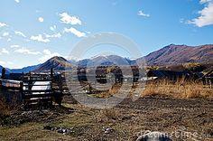 Hemu village is located in Xinjiang area, China