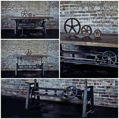 Industrial Chic by Chris Bailey #Décor #InteriorDesign #HomeDecor #IndustrialChic