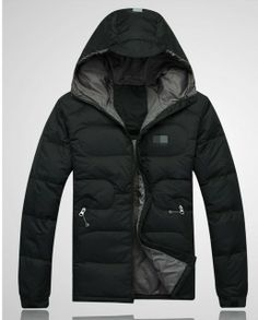 Men Winter Down Jacket Winter Overcoat, Man Down, Winter Jackets, Mens Fashion, Casual, Clothes, Tops, Winter Coats, Moda Masculina