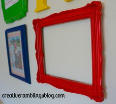 primary art for kids playroom - Google Search