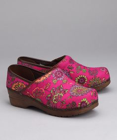 these are adorable, i look funny in clogs but they are cute!