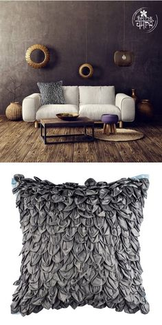Jazz up any home decor look with the Loose Leaves Decorative Throw Pillow Cover. One of our favorites! home decor, home decor ideas, home decor diy, home decor ideas living room, home decor Indian, home decor modern, throw pillows living room #homedecor #homedecorideas #throwpillows #throwpillowsbedroom https://etsy.me/2ICJtwW