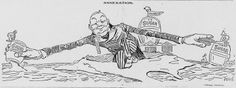 Uncle Sam and Hawaii annexation  Annexation Sugar Cartoon The Saint Paul globe., June 18, 1897, Image 1 http://chroniclingamerica.loc.gov/lccn/sn90059523/1897-06-18/ed-1/seq-1/