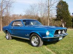 1960 Ford Mustang! <3...just missing the white racing stripes!!!1