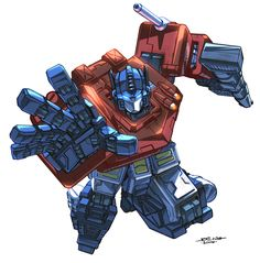 """""""that's a question you should ask yourself Megatron,"""" Man, remember when Transformers was good?"""