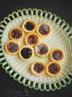 Mince Pies  http://www.jamieoliver.com/recipes/uncategorised-recipes/food-allergy-mums-christmas-mince-pies/