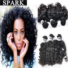 $63.74 (Buy here: https://alitems.com/g/1e8d114494ebda23ff8b16525dc3e8/?i=5&ulp=https%3A%2F%2Fwww.aliexpress.com%2Fitem%2FQueen-Weave-Beauty-Brazilian-Huam-Hair-Extensions-Kinky-Curly-Virgin-Hair-4bundles-And-3pcs-Lot-Free%2F1767981417.html ) 7A Brazilian Curly Virgin Hair Spiral Curl 3pcs Brazilian Human Hair Weave Bundles 1B Jerry Spiral Curl Virgin Spark Hair SP102 for just $63.74