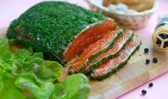 Salted trout with dill and juniper baked fish recipes