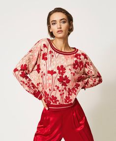 Bell Sleeves, Bell Sleeve Top, Unique Outfits, Knitwear, Collection, Animal, Women, Products, Fashion
