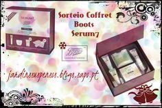 Sorteio Coffret Boots, a Prenda do Natal :) - Jardins Suspensos