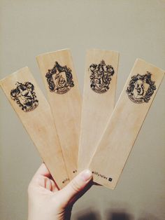 Which house would the Sorting Hat put you in? Clarify which house bookmark you…
