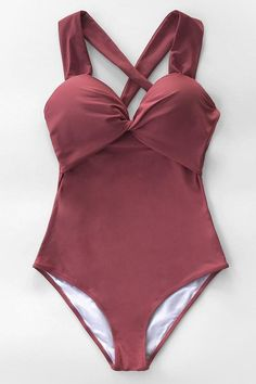 This stunning Solid Red Twist and Cross One-Piece Swimsuit is ready for you and your. Floral Bikini Set, Haut Bikini, Beach Girls, Fashion Boutique, Boutique Shop, Women Swimsuits, One Piece Swimsuit, Bathing Suits, Fashion Outfits