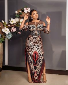African Lace Styles, African Lace Dresses, Latest African Fashion Dresses, African Dresses For Women, African Print Fashion, African Attire, African Clothes, Tribal Fashion, African Prints