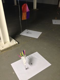Wind drawing Workshops