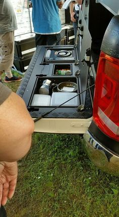 Tailgate storage Www.blacksheepinnovations.com