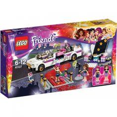 LEGO Friends Popstar Limousine 41107