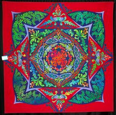 ricky tims quilts | Ricky Tims Super Quilt Seminar | Bird Brains & Dog Tales