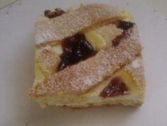 Mřížkový koláč s tvarohem Waffles, Sweet Tooth, Thats Not My, French Toast, Pie, Breakfast, Food, Ideas, Scrappy Quilts