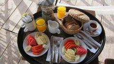 Tulum Hotel Breakfast