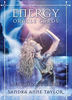 Energy Oracle Cards: A 53-Card Deck and Guidebook by Sand... https://www.amazon.com/dp/1401940447/ref=cm_sw_r_pi_dp_U_x_J.JLAb0TJ3EX9