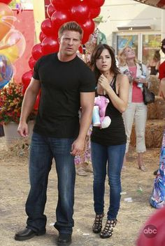 Kelly Monaco and steve burton | Jason Morgan-Sam McCall - General Hospital Photos for the Week of ...