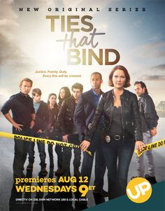 Checkout the movie Ties That Bind: TV Series on Christian Film Database: http://www.christianfilmdatabase.com/review/ties-that-bind-tv-series/