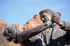 Sedona, Arizona sculpture