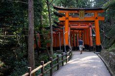 Kyoto - Fushimi Inari Shrine-4