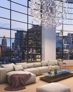 New York City   Penthouse  by lifestyle.goalz