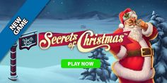 Uncover the Secrets of Christmas with our brand NEW online slot game at Touch Lucky Casino. #Games #Slots #Casino #Christmas #Santa #Fun #Merry