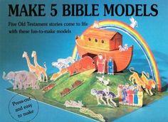 Make 5 Bible Models by Gordon Stowell, http://www.amazon.com/dp/081921678X/ref=cm_sw_r_pi_dp_A.W9qb0MXKSCZ