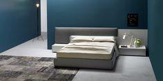 Dedalo bed by Sangiacomo