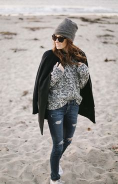 Samantha Wennerstrom of Could I Have That? wears the Moli Jacket