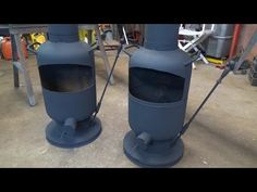Home made Firepit - YouTube