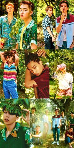 Baekhyun, Exo Kokobop, Exo Chanbaek, Exo Ot12, Kpop Exo, Exo Kai, K Pop, Exo Dear Happiness, Ko Ko Bop