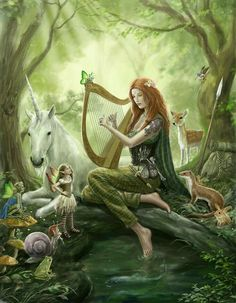 Celtic Beauty.